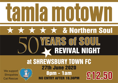 Soul Revival Tickets