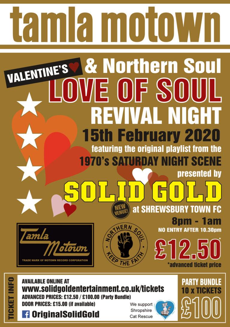Love of Soul @ STFC